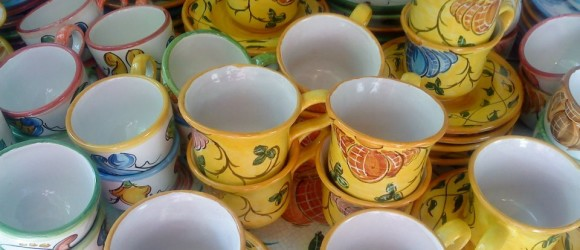 What You Should Know About Ceramics Along The Amalfi Coastzia Lucy