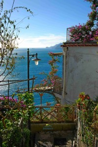 houses of Positano